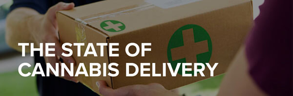 The State of Cannabis Delivery in Massachusetts